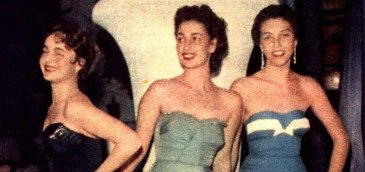 Miss Brasil Anos 50
