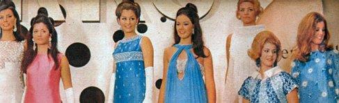 Miss Brasil anos 60