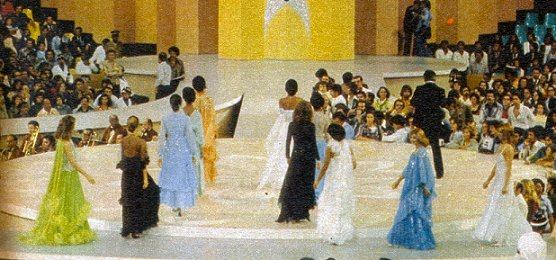 Miss Brasil anos 70