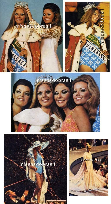 Miss Brasil 1970 Eliane Thompsom