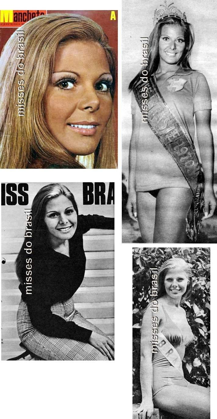 Miss Brasil 1970