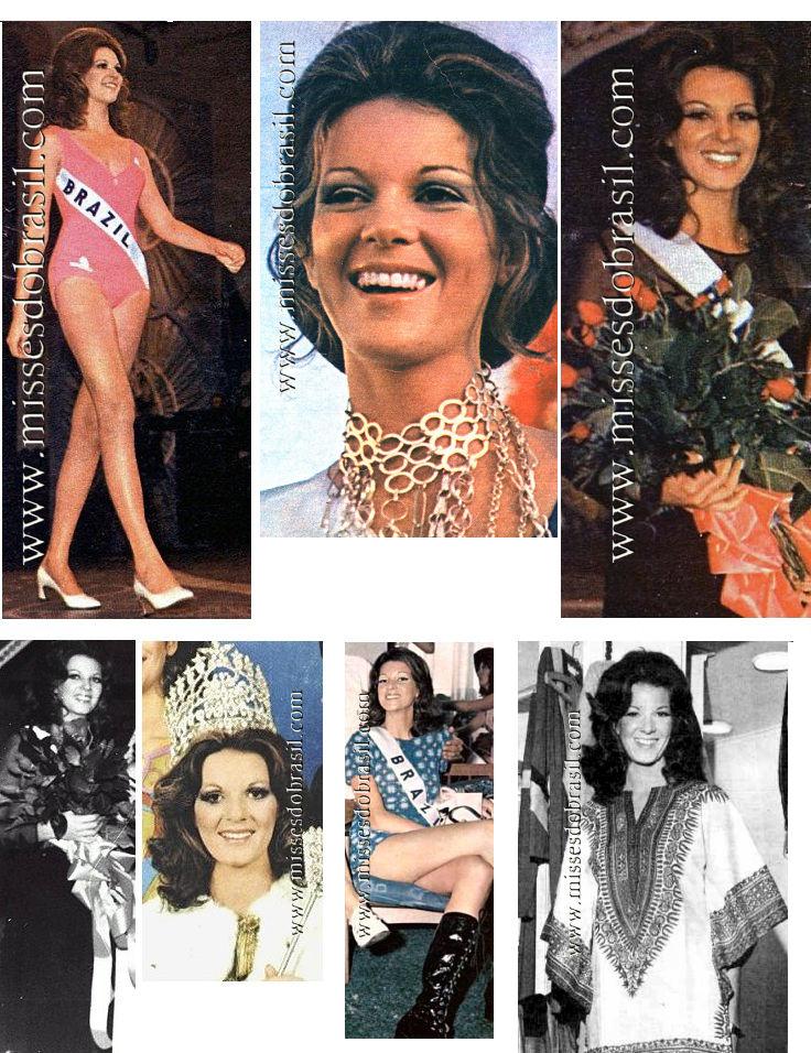 Eliane Guimarães Miss Brasil 1971
