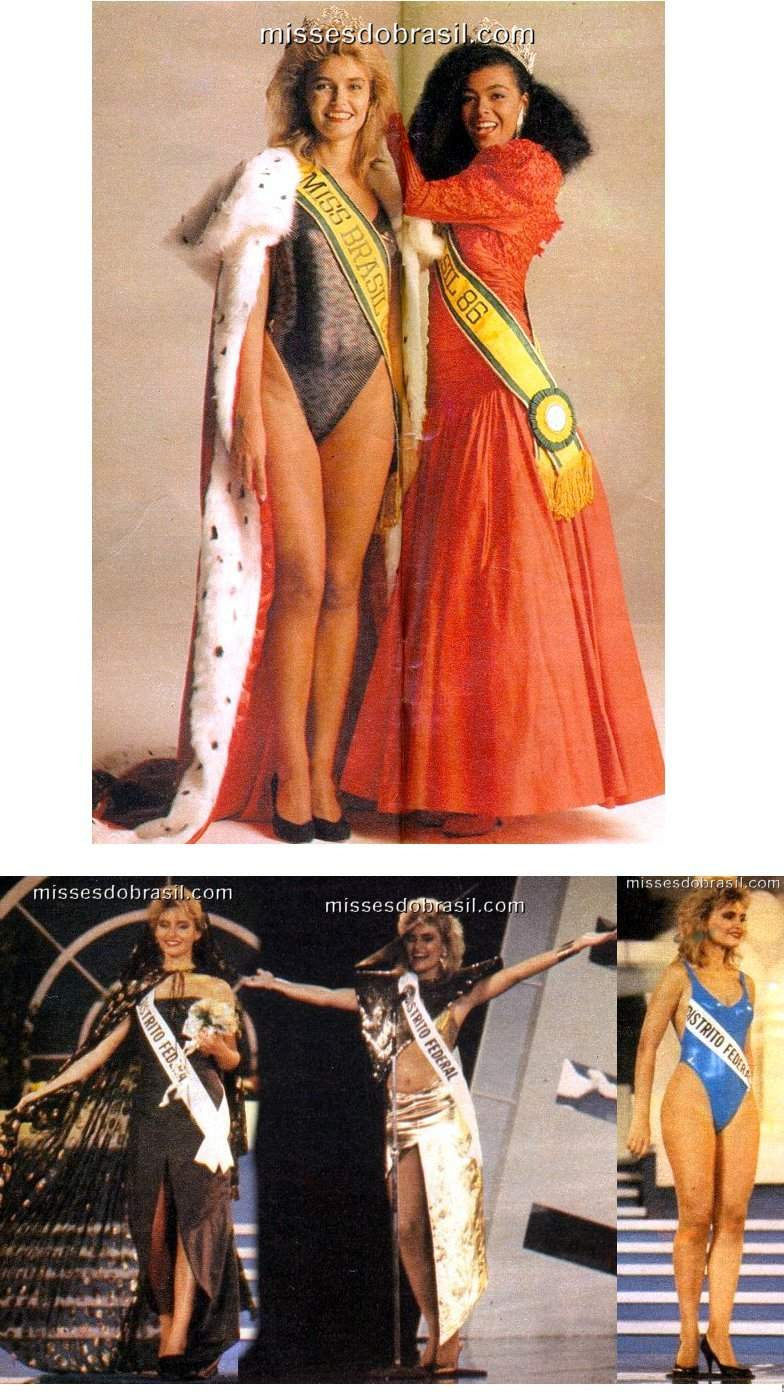 Miss Brasil 1987
