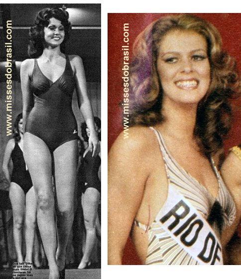 Miss Brasil Beleza Internacional 1976 - 1978