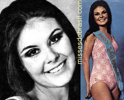 Miss Brasil Mundo 1970