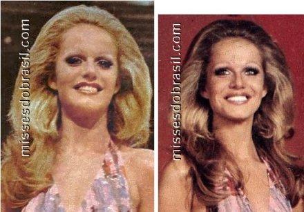 Marisa Sommer Miss Brasil Mundo 1974