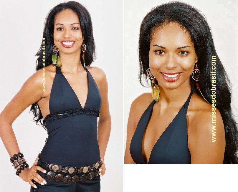 Carlessa Rocha Miss Brasil Beleza Internacional