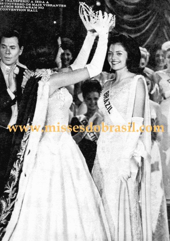 Ieda Vargas, Miss Universo 1963