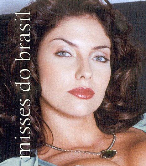 Lara Brito Miss Brasil Mundo 2003 II