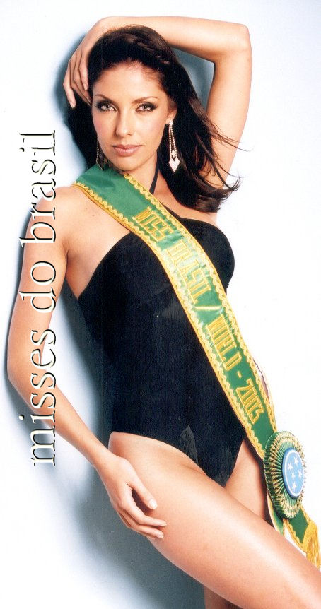Lara Brito Miss Brasil Mundo