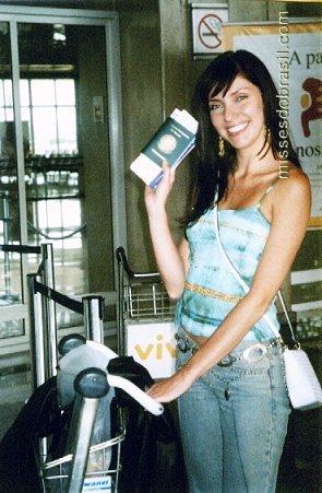 Miss Brasil Mundo 2003