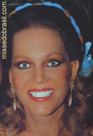 Martha Rocha Miss Brasil 1954