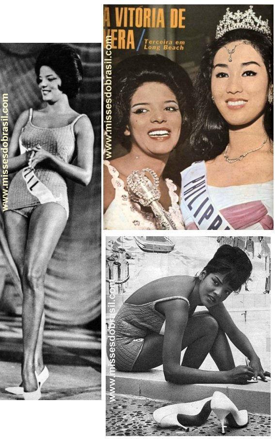 Vera Lúcia Couto Miss Brasil Beleza Internacional