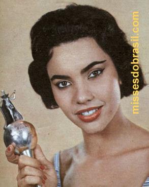 Miss Brasil Mundo 1958